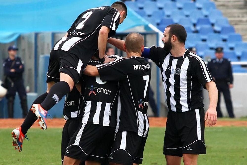 Κόρινθος-Παναιγιάλειος 1-1: Χωρίς νικητή το ντέρμπι της Πελοποννήσου