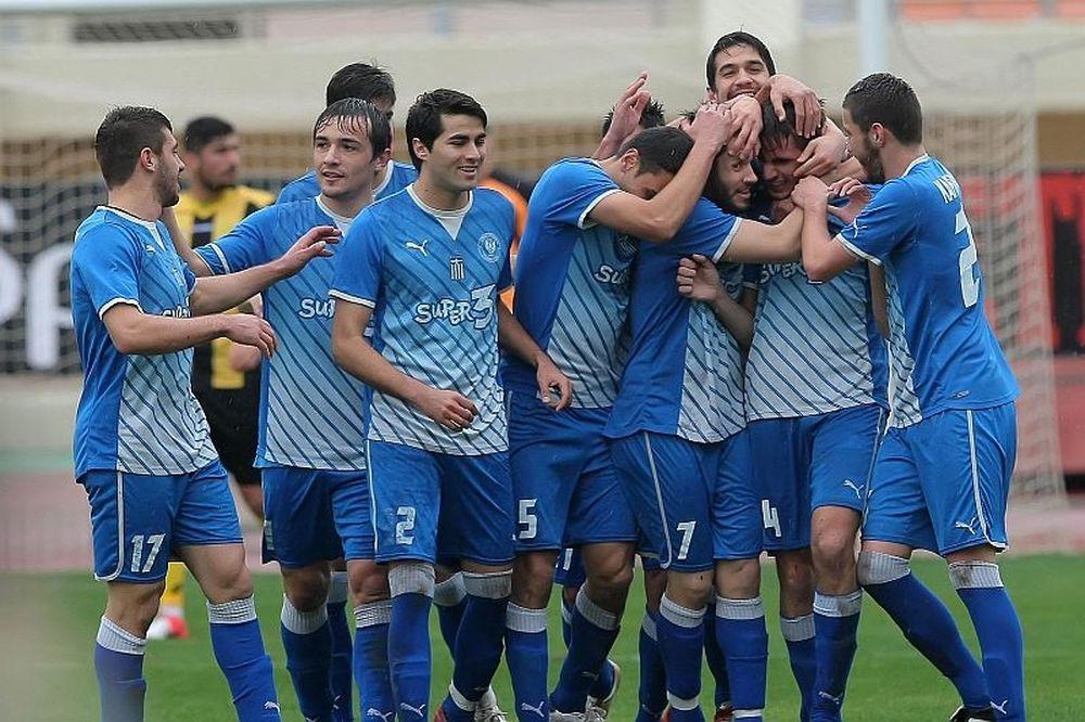 Football League: Αρχή στα Γιαννιτσά