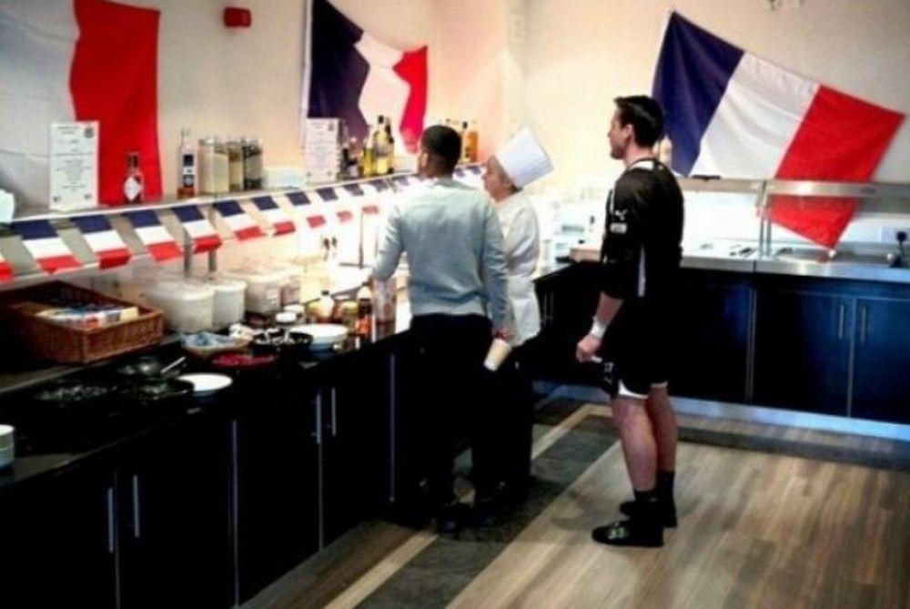Νιούκαστλ: Γαλλική… κουζίνα