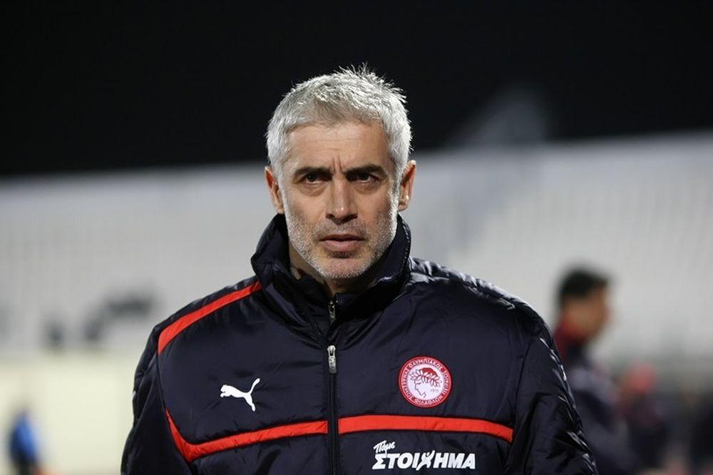 Νικοπολίδης: «Τεχνικός υψηλών προδιαγραφών και… ελκυστικό ποδόσφαιρο»