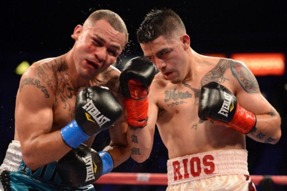 Μποξ: Αγώνας-ρεβάνς «Alvarado vs Rios»