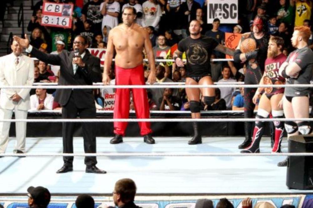 SmackDown: Δεύτερες ευκαιρίες (photos+videos)
