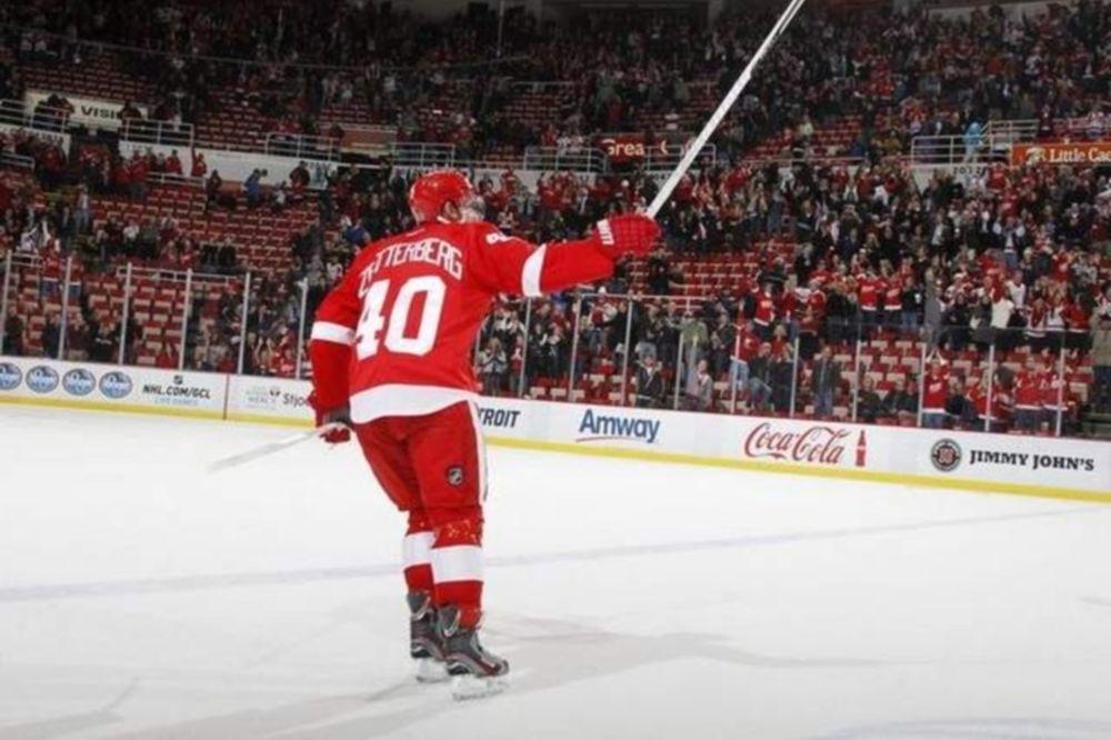 NHL: Απόλυτος Zetterberg για Ρεντ Ουίνγκς (videos)