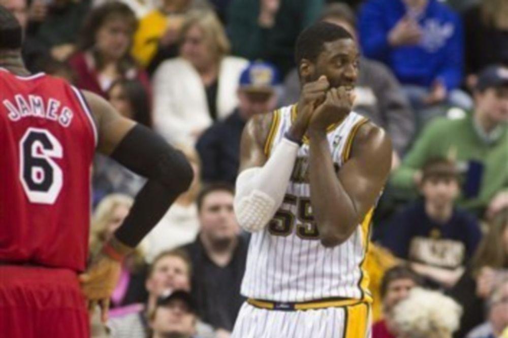 NBA: Χαλάστηκαν οι Χιτ στην Ιντιανάπολις (videos)