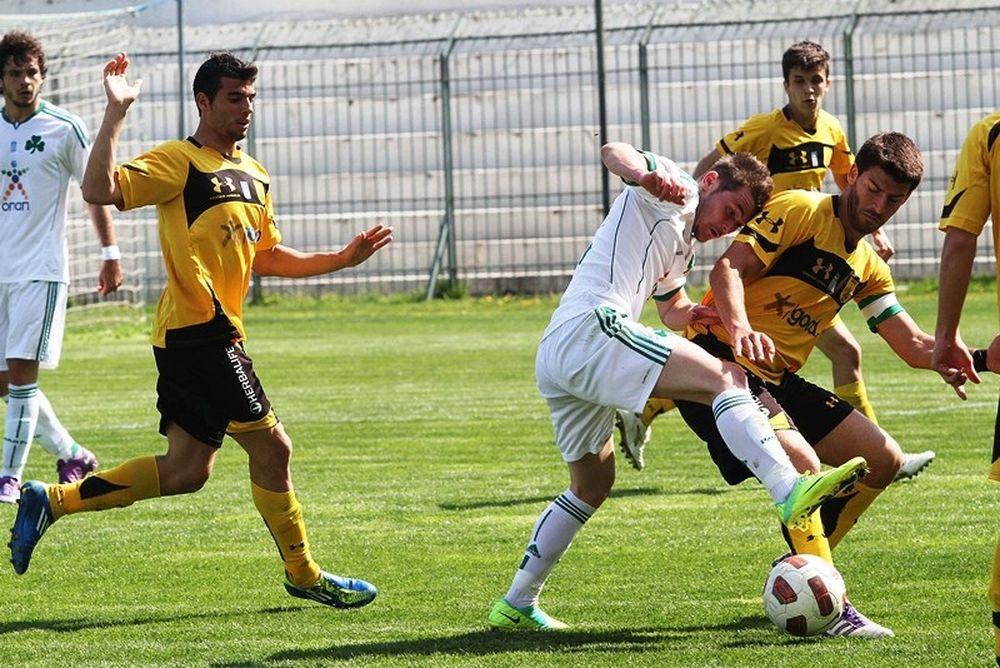 Αρης-ΠΑΟΚ 0-0 (Κ20)