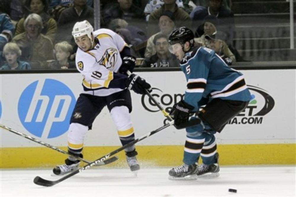 NHL: Απώλεσαν το αήττητο οι Σαρκς (videos)