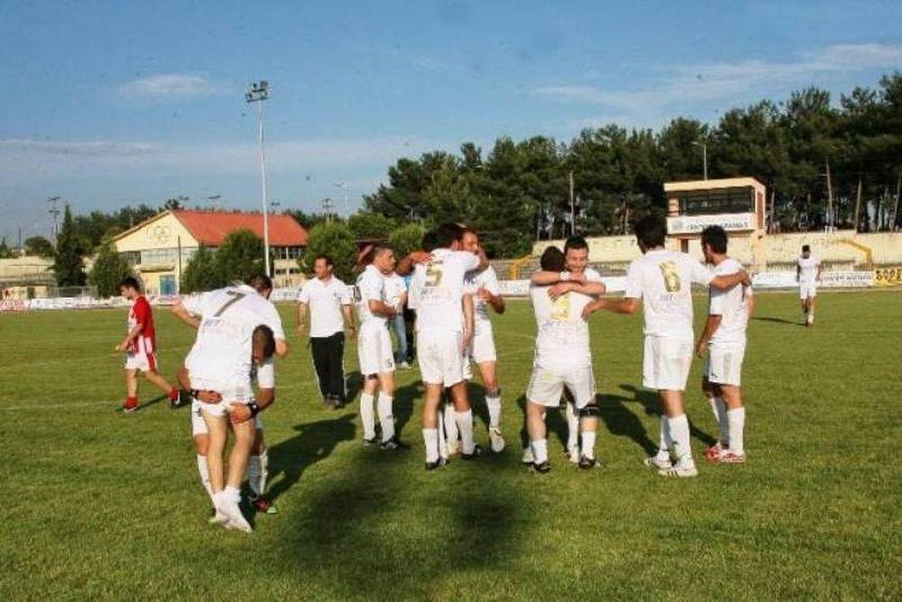 Δόξα Πετρούσας-ΠΑΟ Κοσμίου 2-0