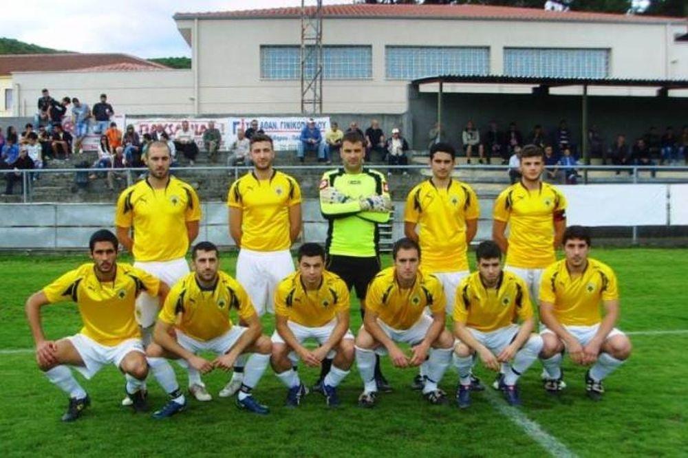 Ολυμπιακός Ροδόπολης-Βυζάντιο 0-4
