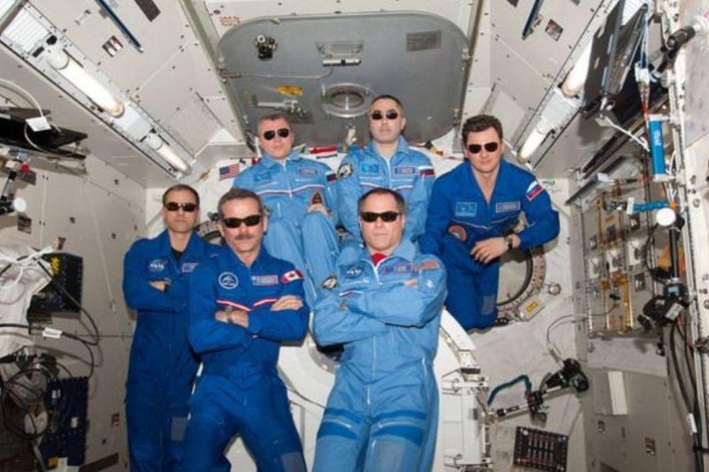 NFL: Έτοιμοι για Super Bowl οι αστροναύτες!