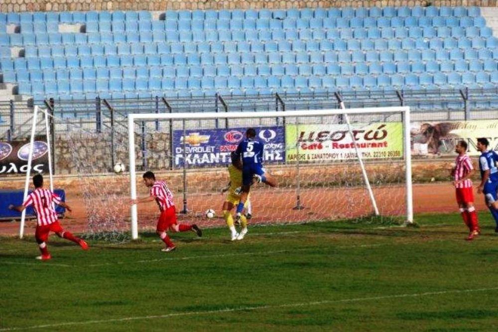 Λαμία-ΑΟ Καρδίτσας 1-0