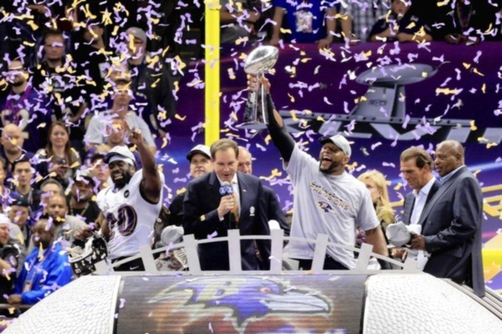 NFL: Έπεσαν τα φώτα, όχι οι Ρέιβενς (videos+photos)