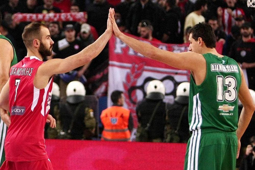 Ολυμπιακός - Παναθηναϊκός: Τώρα, οι δυο τους!
