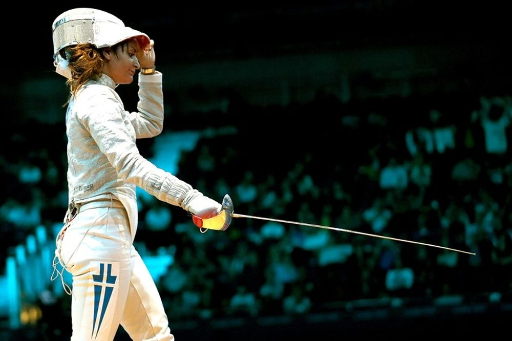 Ξιφασκία: Ρεκόρ στο εφηβικό πρωτάθλημα, ψηλά η Βουγιούκα