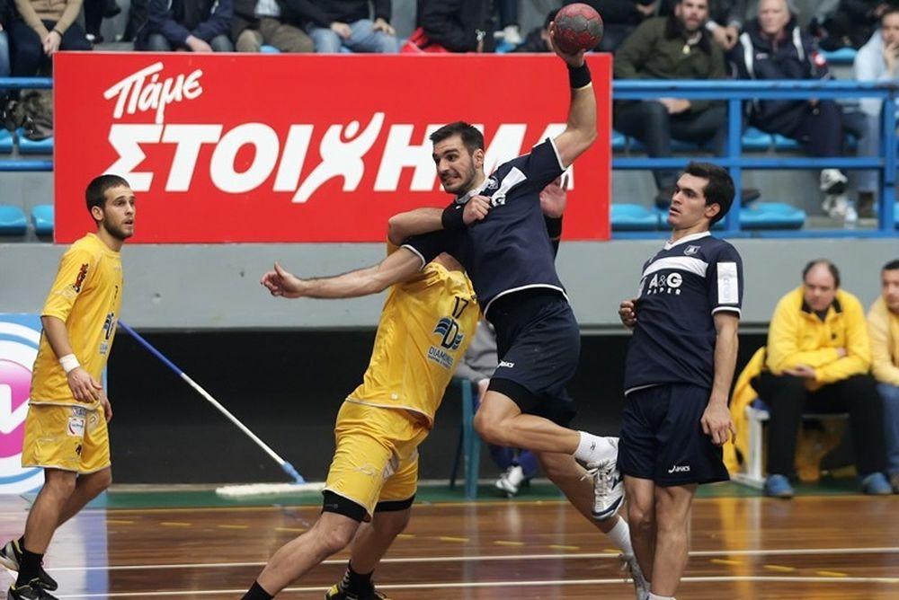 Κύπελλο Χάντμπολ Ανδρών: Το πρόγραμμα των ημιτελικών