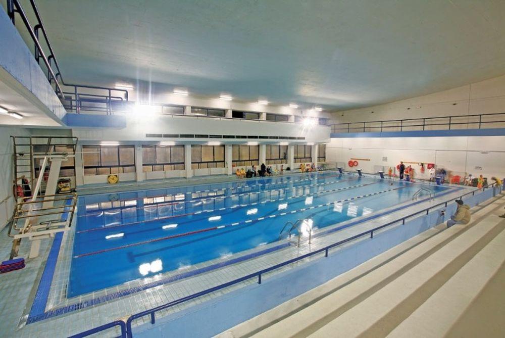 Επαναλειτουργεί το κολυμβητήριο «Αντώνης Τρίτσης» στη Γκράβα