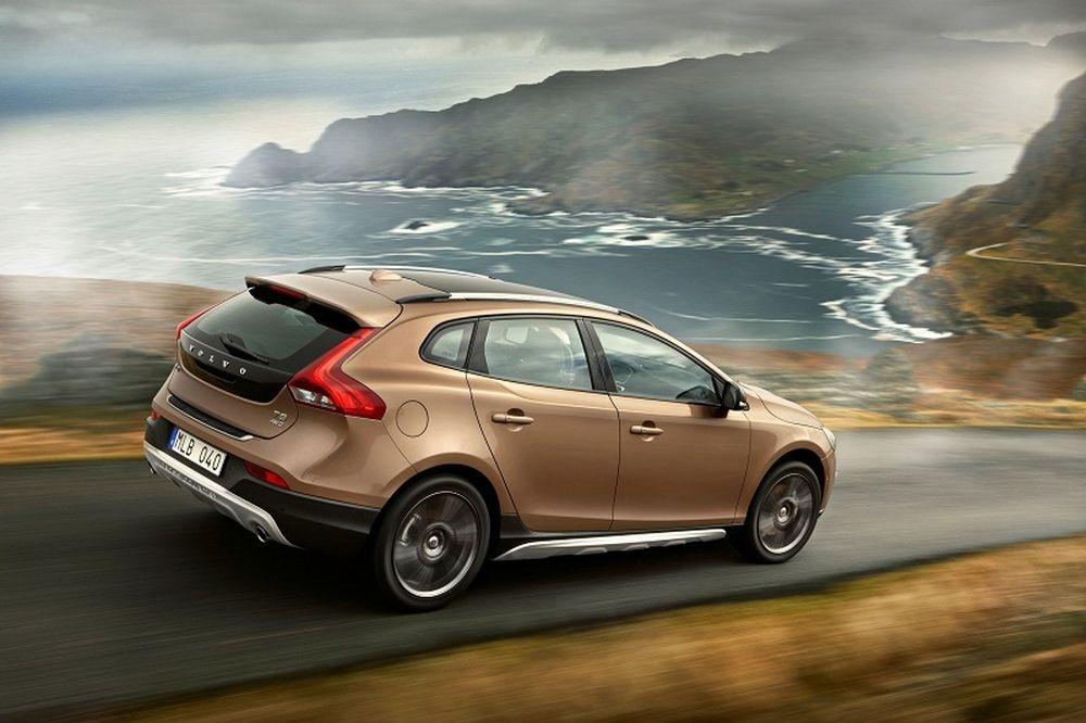 Το νέο Volvo V40 XC