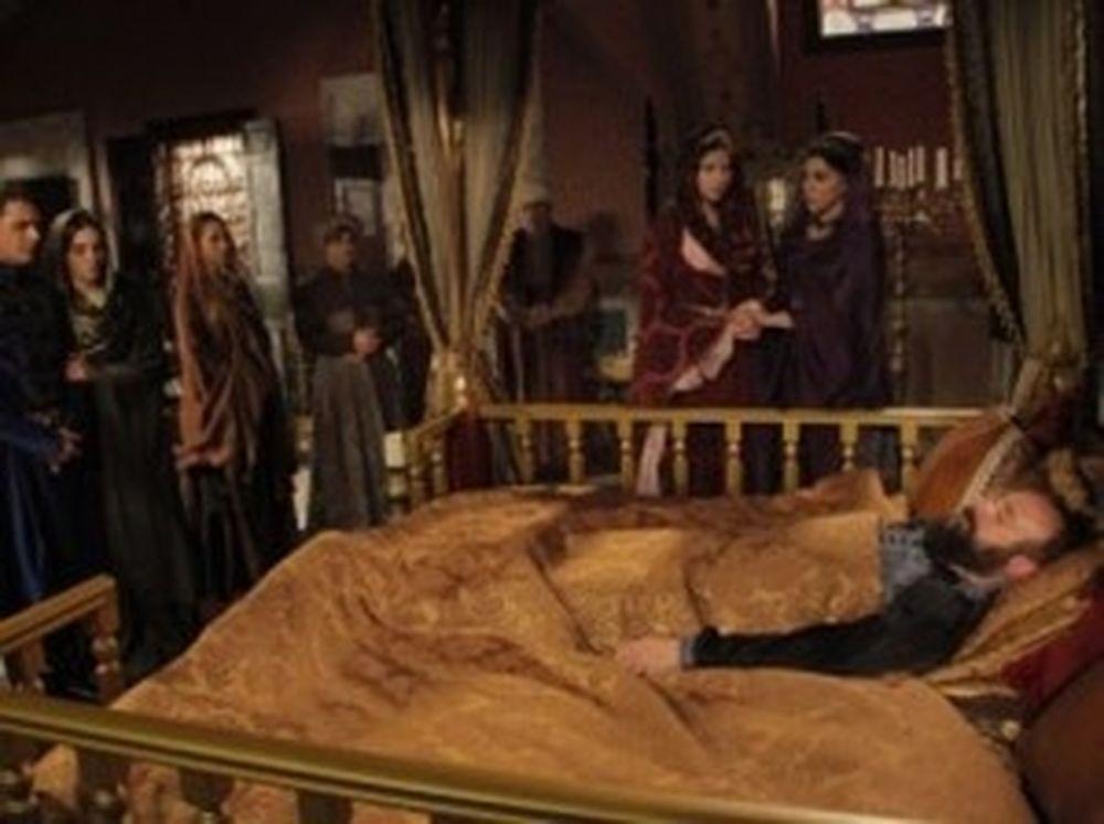 O Σουλεϊμάν στο νεκροκρέβατο!