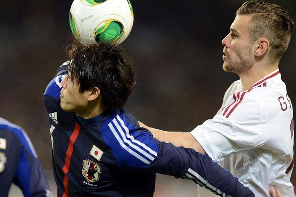 Λετονία: Τη νίκησε 3-0 η Ιαπωνία (video)