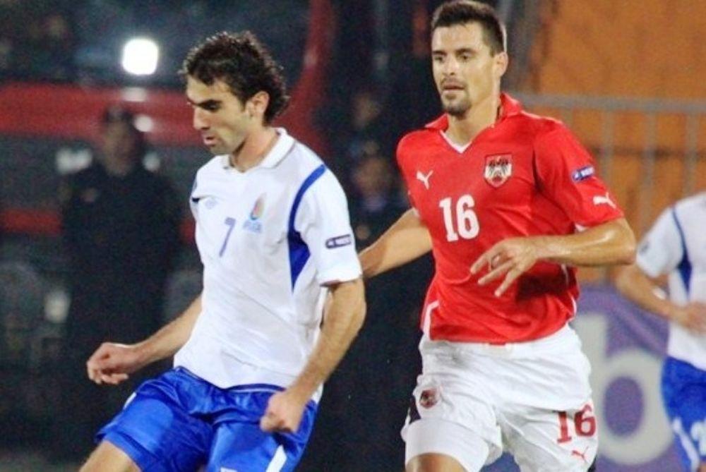 Φιλική νίκη για Αζερμπαϊτζάν