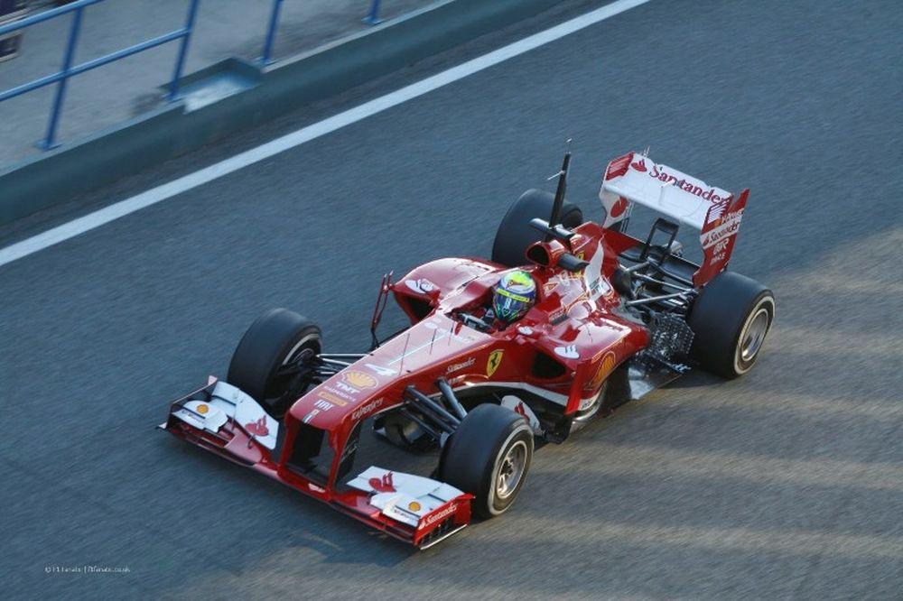 Ferrari: «Πετάει» ο Μάσα