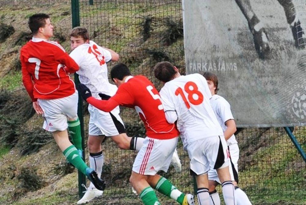 Ισόπαλες Ουγγαρία και Λευκορωσία
