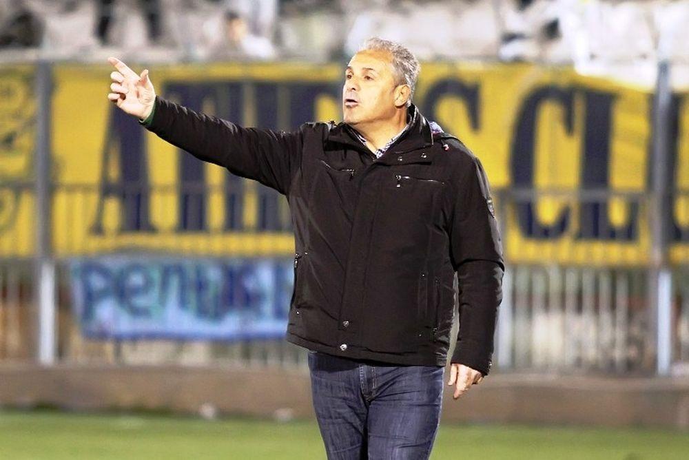 Βοσνιάδης: «Το πέναλτι έκρινε το ματς»