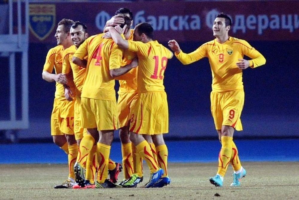 Θρίαμβος για Σκόπια
