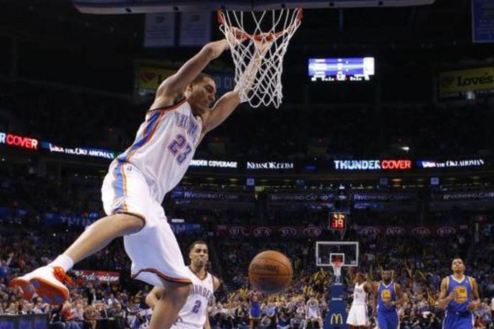 NBA: Έδρασαν πάλι οι Θάντερ (videos)