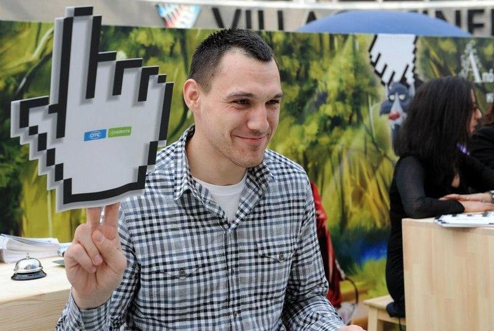 Παναθηναϊκός: Ο Ματσιούλις σε εκδήλωση της Cosmote (photos)
