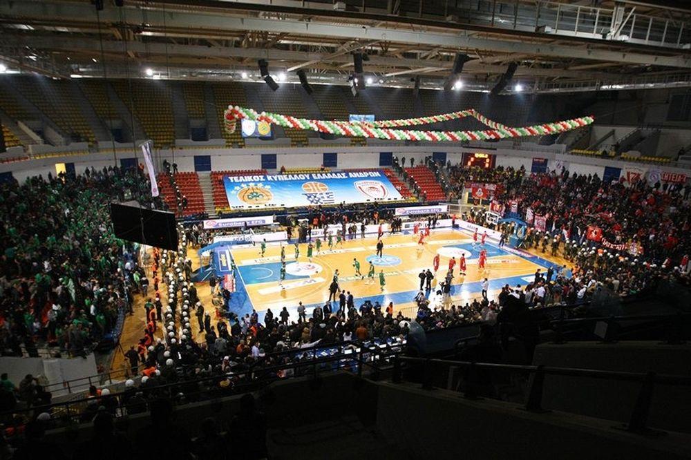 Τελικός Κυπέλλου: Την Παρασκευή η συνέντευξη Τύπου των «αιωνίων»