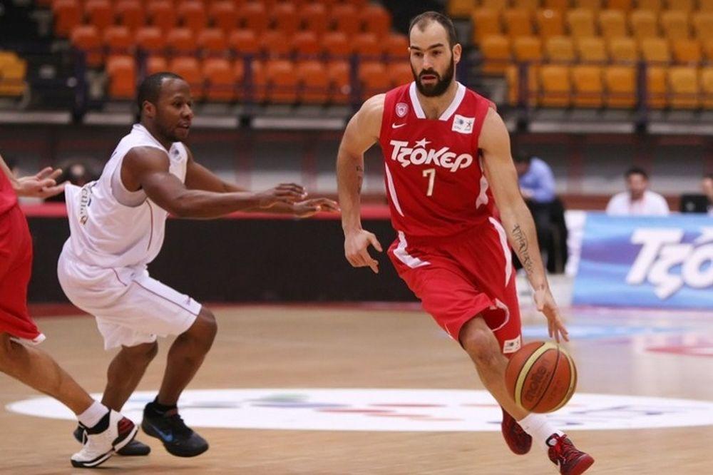 Ολυμπιακός: «Προπόνηση» στο ΣΕΦ, εν όψει Ελληνικού