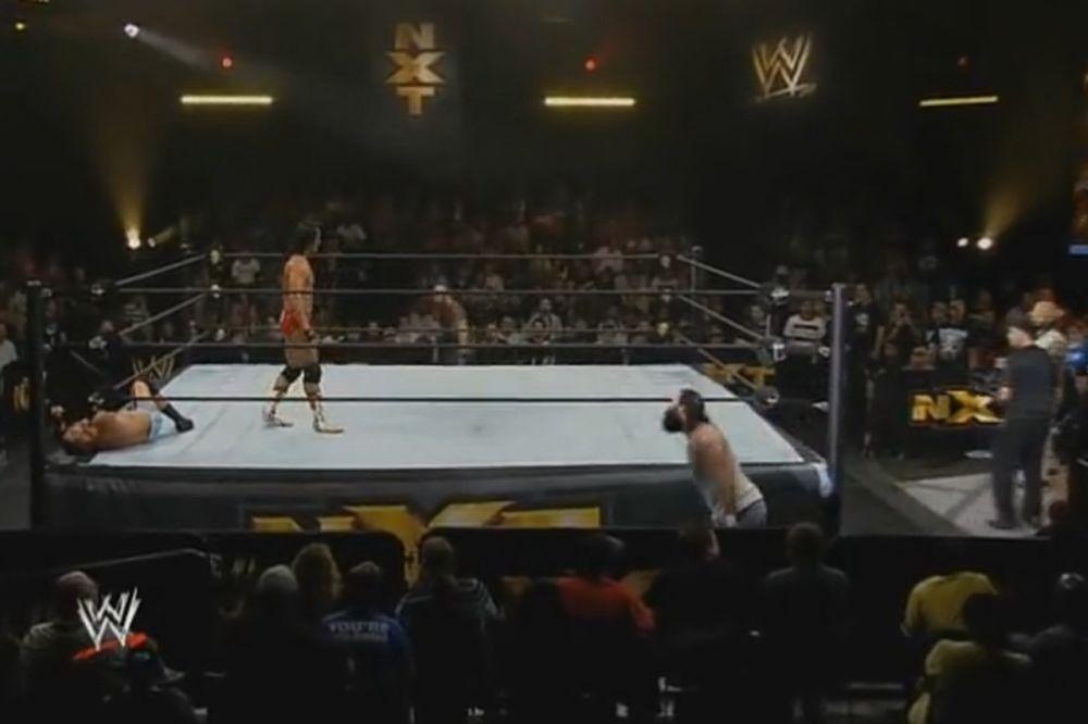 NXT: «Έκλεισε» ο τελικός (videos)