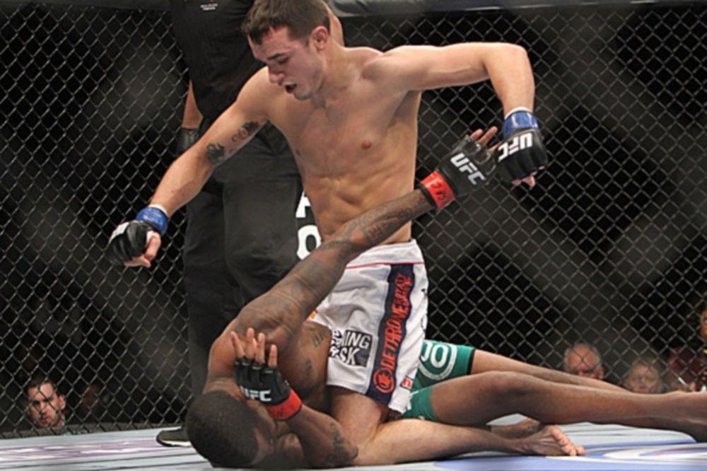 UFC on FOX 7: Τέσσερις ακόμα «συγκρούσεις» Lightweight