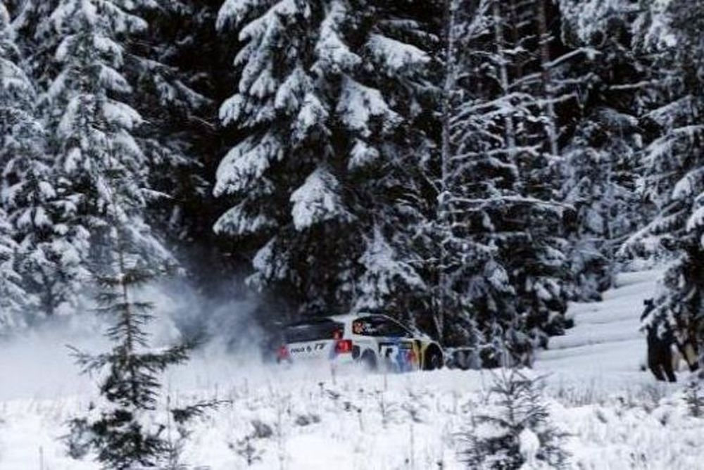 WRC: Πρώτος ο Οζιέ μέχρι στιγμής