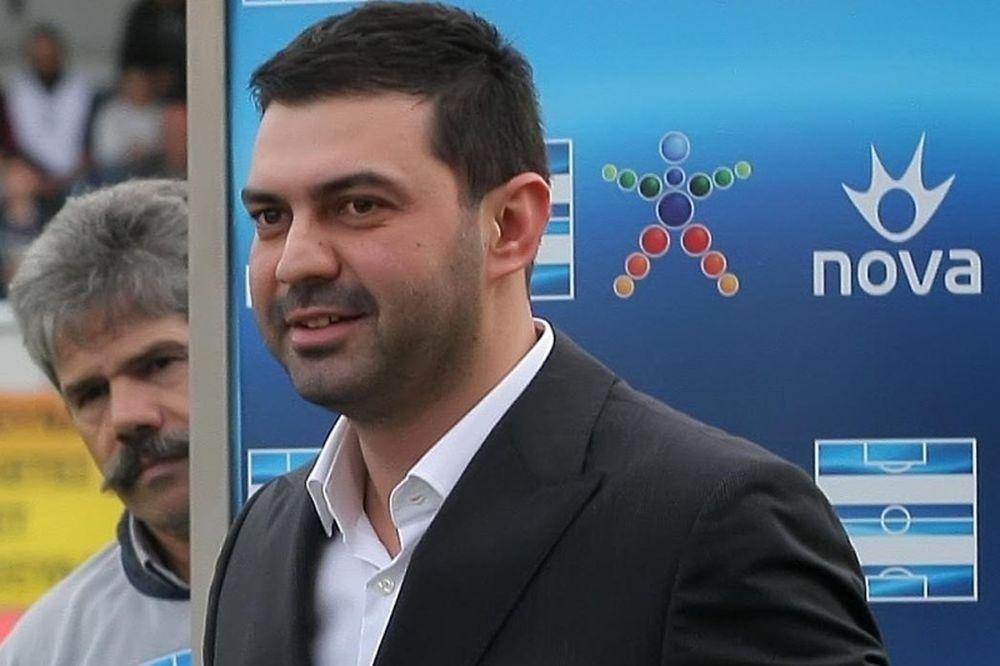 Πουλινάκης: «Στόχος μας να ξεχρεώσουμε τους παίκτες»