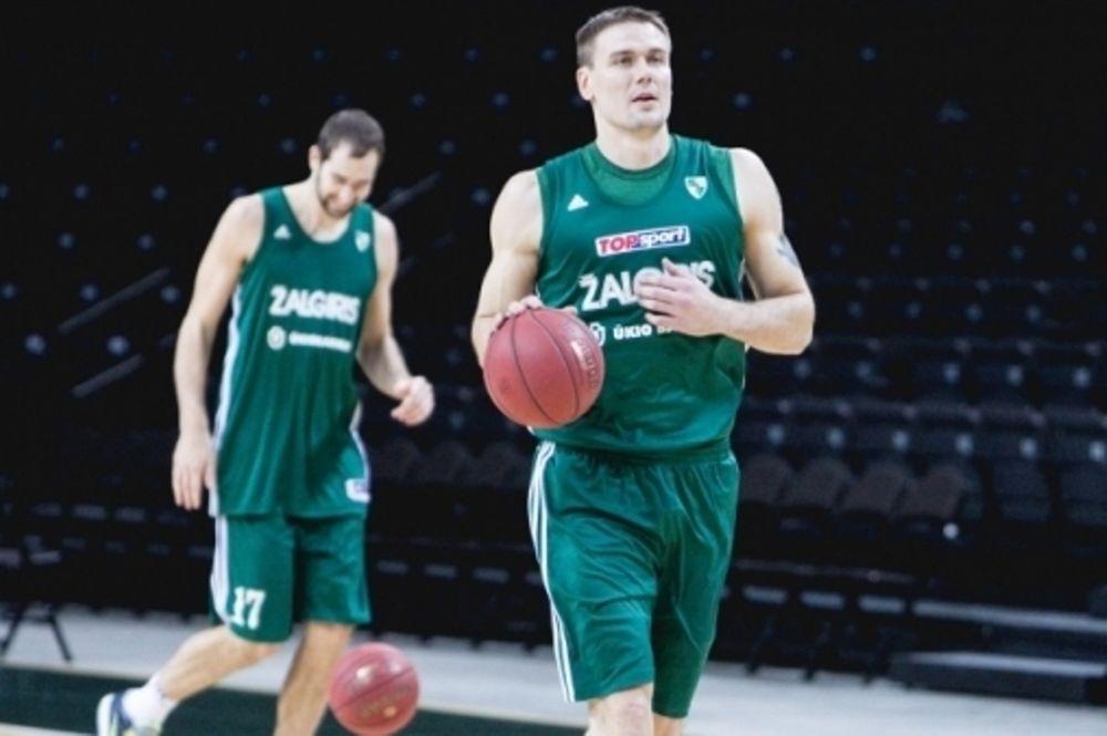 Ζαλγκίρις Κάουνας: Επιστρέφει ο Γιαφτόκας!