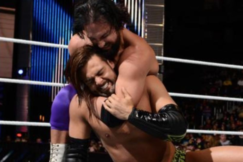 Superstars: Μόνος και νικητής ο Sandow (videos)