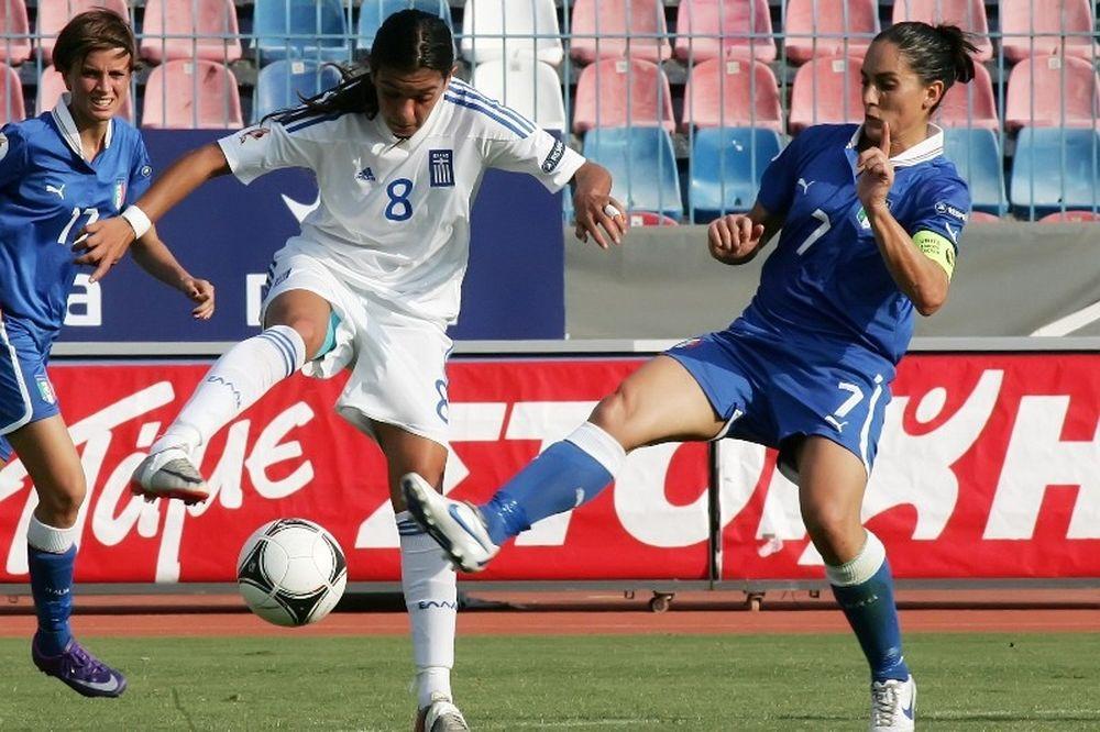 Εθνική Γυναικών: Η αποστολή για Κύπρο