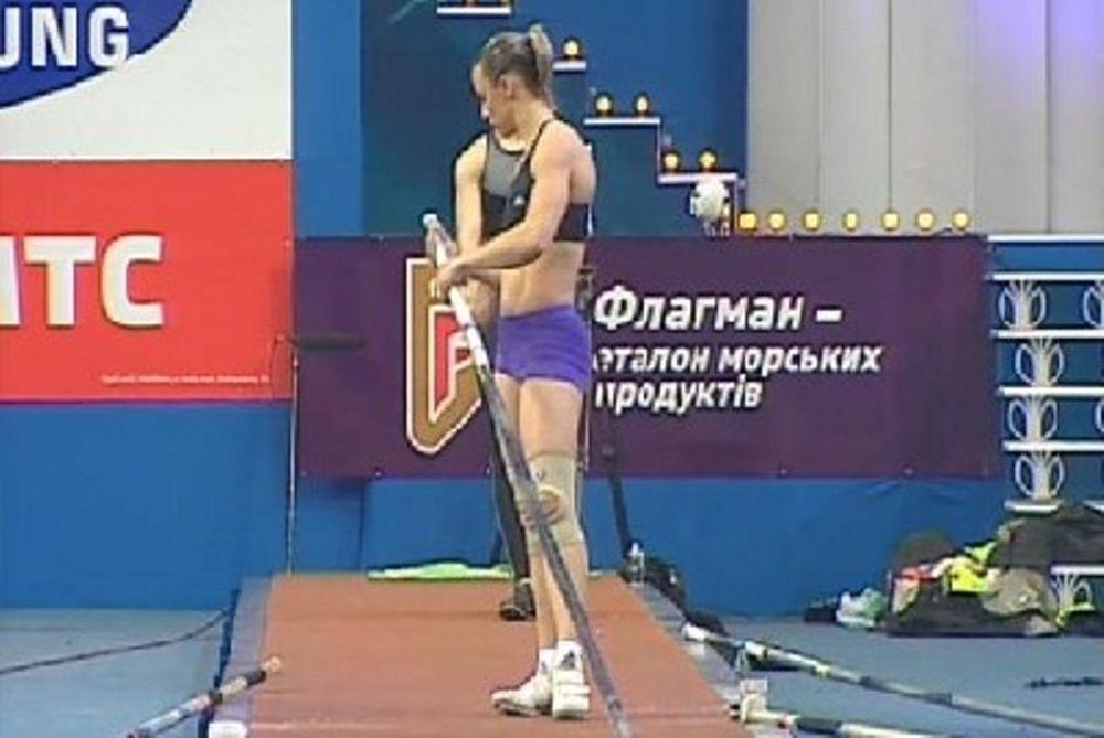 Στίβος: Πανελλήνιο ρεκόρ η Κυριακοπούλου!