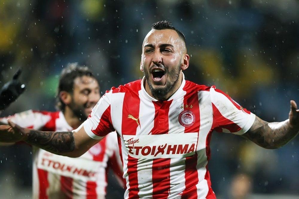 Ο Μήτρογλου… λύτρωσε τον Ολυμπιακό, 1-0 τον Αστέρα Τρίπολης (video)