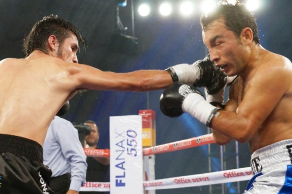 Μποξ: Δύσκολη νίκη για «Zorrita»