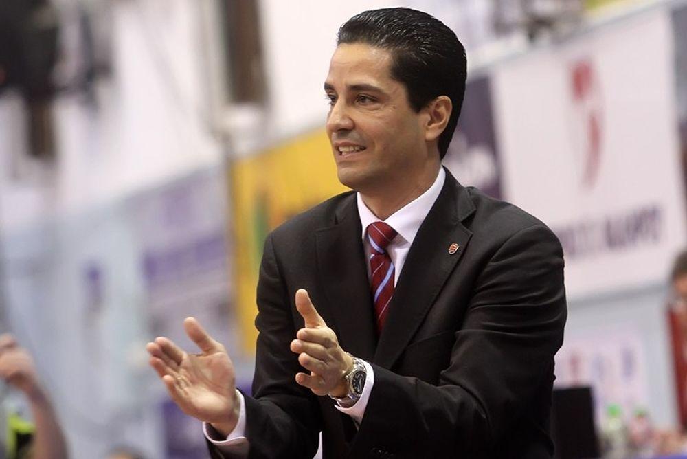 Σφαιρόπουλος: «Δεν έχει πίεση, αλλά κίνητρο ο Παναθηναϊκός»