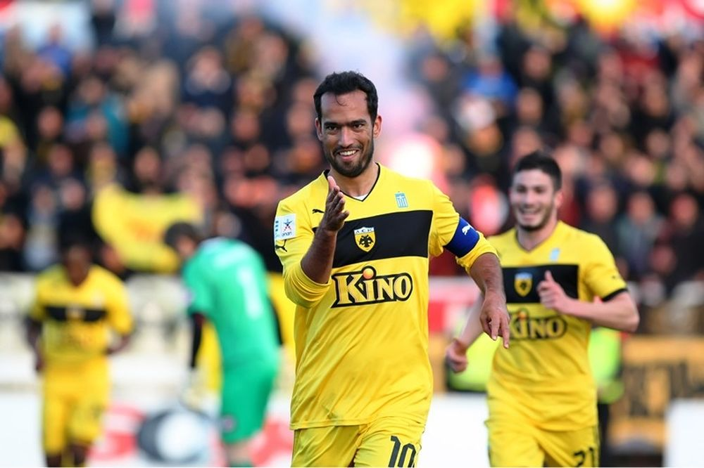 «Καθάρισε» η ψυχωμένη ΑΕΚ, 1-0 την Κέρκυρα! (video)