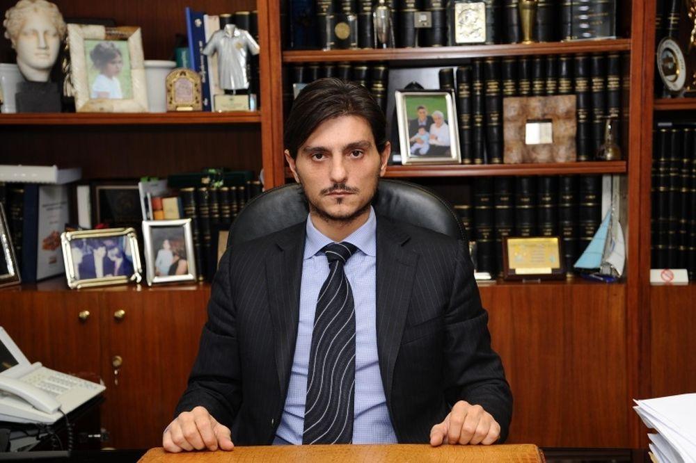 Δ. Γιαννακόπουλος: «Να τιμωρηθεί ο σύλλογος της βρωμιάς...»