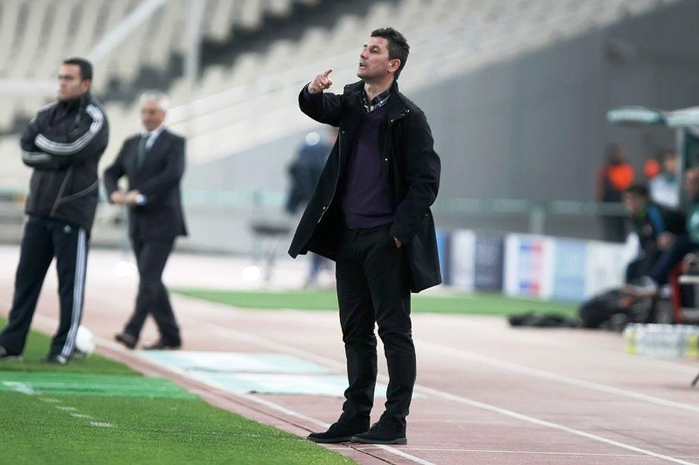 Ουζουνίδης: «Πιστεύουμε στην ομάδα μας»