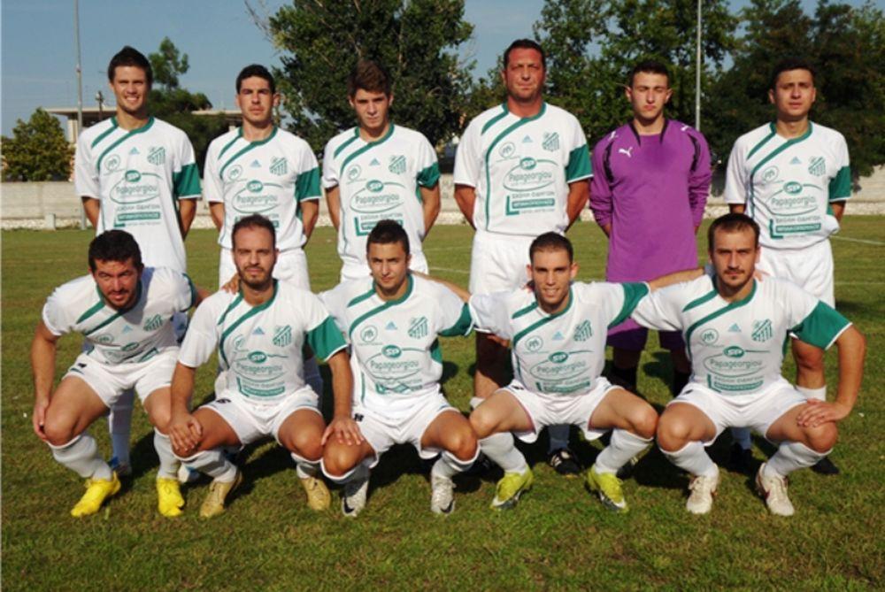 Αμπελωνιακός-Λαμία 2-0