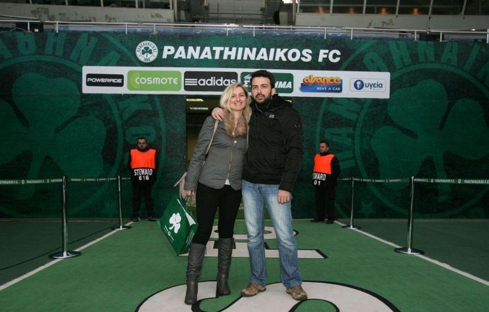 Πρόγραμμα Επιβράβευσης PΑΝΑΤΗΙΝAIKOS FC VISA!
