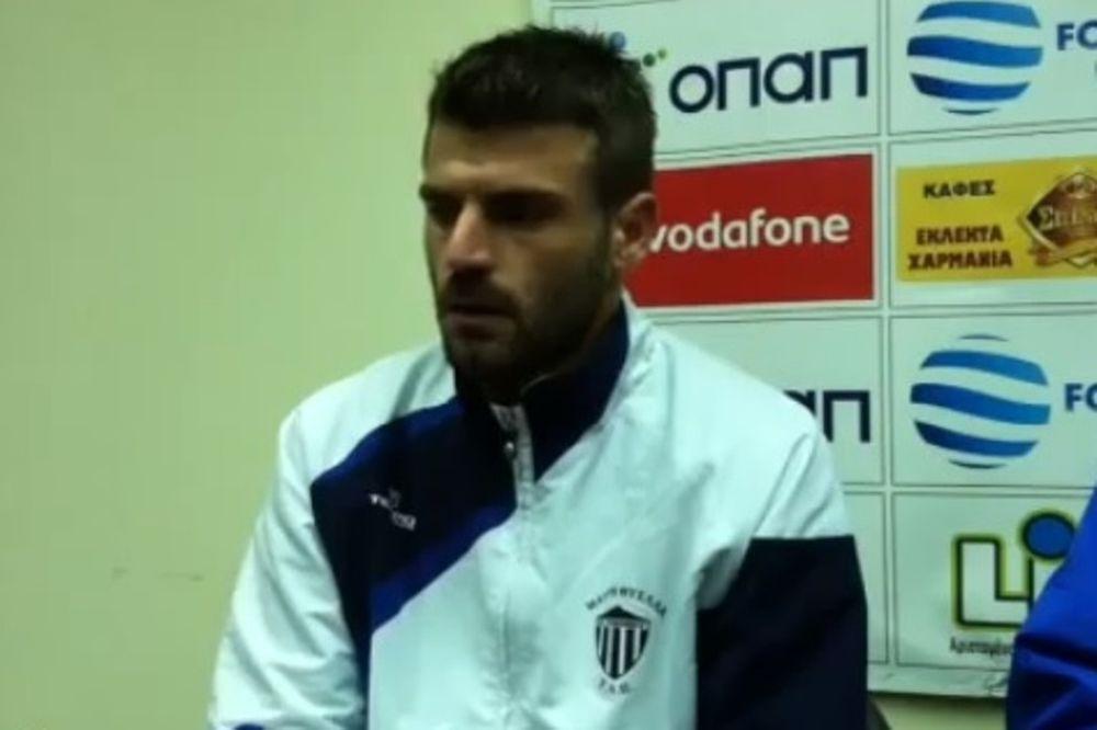 Τσιμικλής: «Άξια τη νίκη ο Αχαρναϊκός» (video)