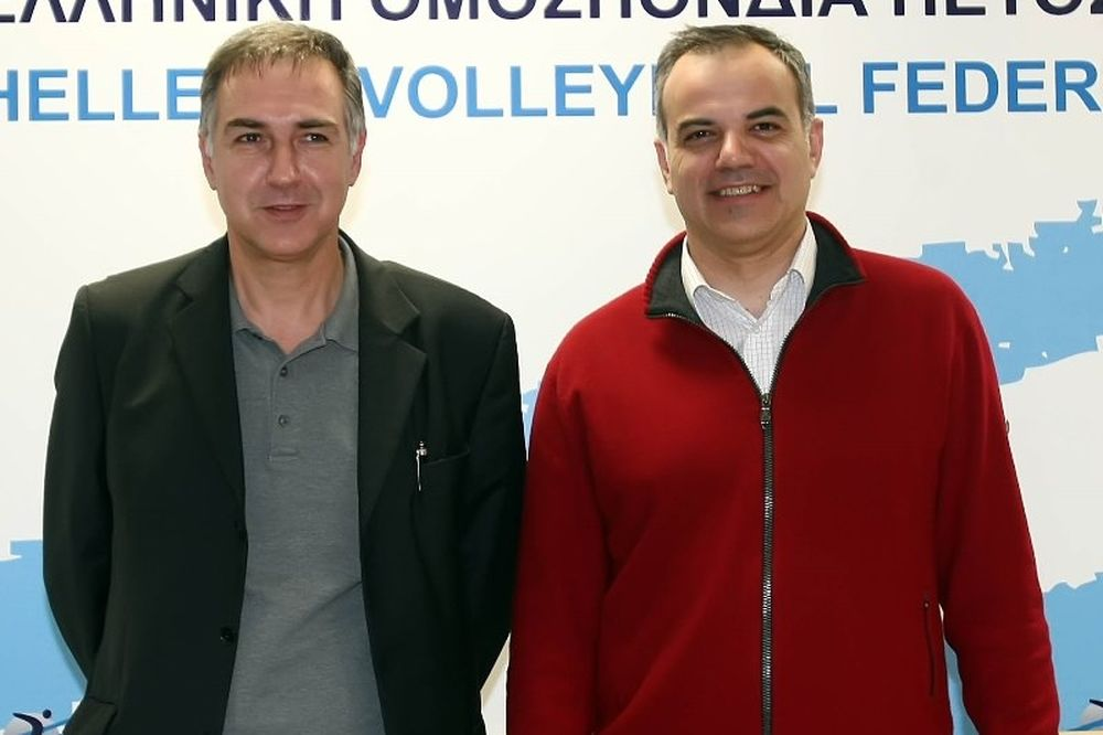 Εθνικές Βόλεϊ: Περιοδεία σε Ιταλία και Γαλλία για τους Έλληνες
