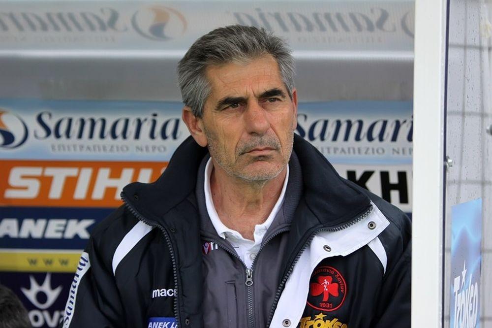 Αναστασιάδης: «Μας δίνει παραπάνω απ' όσα αξίζουμε»